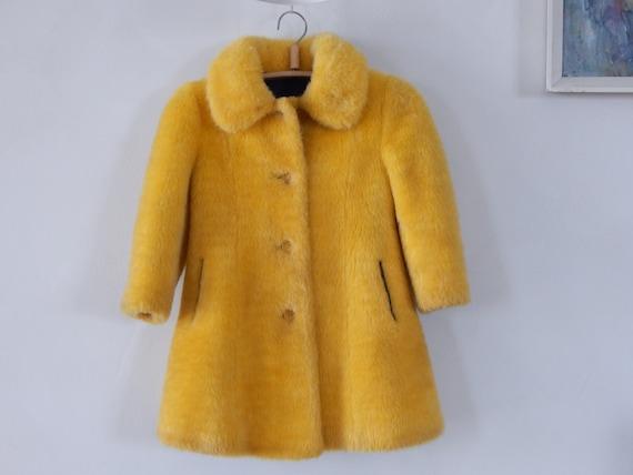S Estland 5 Sowjetischen Jahre Retro Udssr Kinder Pelz Faux 1980 MantelTallinna Ära Sowjetische Moemaja Kleidung 6 Mantel Vintage IH29DE