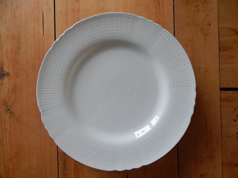 Set Of 5 Scandinavian Vintage Rorstrand Ceramic Dinner Plate Etsy