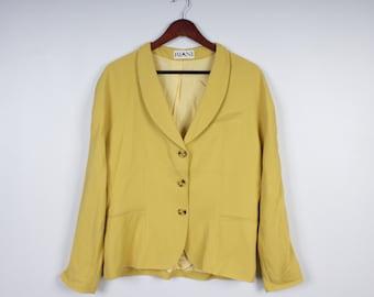 Mustard Yellow Cardigan Etsy