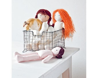 My Rag Doll Sewing Pattern Download