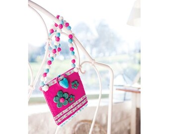 Flower Bag Sewing Pattern Download 803408