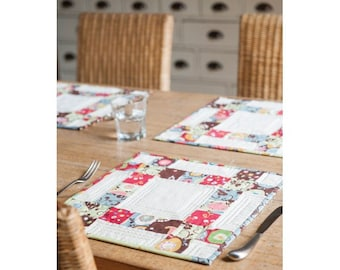 Easy Peasy Place Mats Sewing Pattern Download 803373