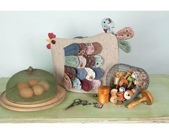 Mother Hen Tea Cosy Sewing Pattern Download 803422