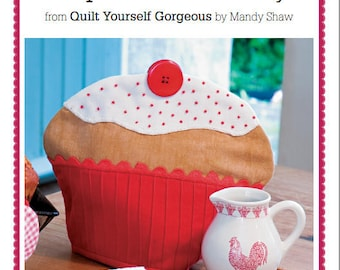 Cupcake Tea Cosy Sewing Pattern Download (802612)