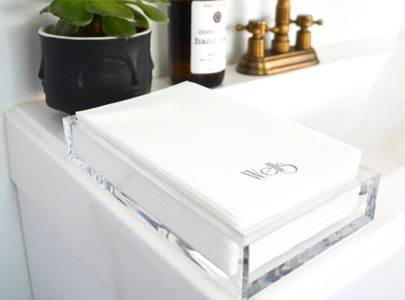 Custom Guest Towels  Hand Towels  Bathroom Towels  Dinner image 0