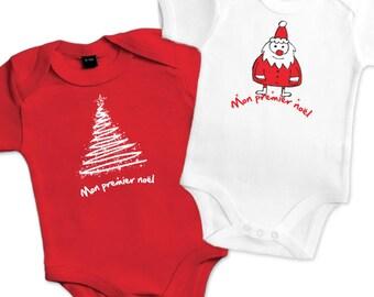 Box baby first Christmas. Original baby Christmas gift
