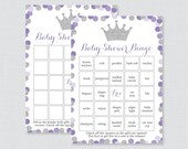 Purple Princess Baby Show...