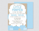 Little Pumpkin Baby Showe...