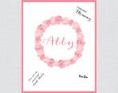 Baby Shower Guest Book Pr...