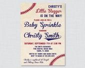 Baseball Baby Sprinkle In...