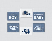 Elephant Baby Shower Mini...