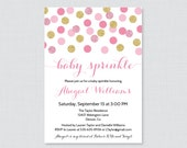 Baby Sprinkle Invitation ...