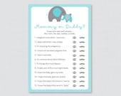 Elephant Mommy or Daddy B...
