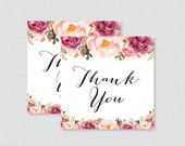 Pink Floral Baby Shower P...