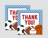 Printable Sports Themed B...