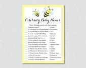 Bumble Bee Celebrity Baby...
