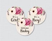 Boho Baby Shower Cupcake ...