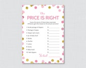 Baby Shower Price is Righ...
