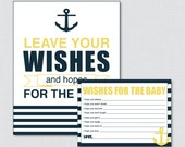 Nautical Wishes for Baby ...