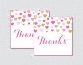 Printable Hearts Baby Sho...