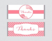 Candy Bar Wrapper for Bab...