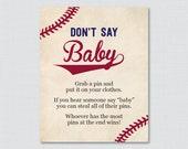 Baseball Don't Say Ba...