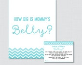 How Big Is Mommy's Be...