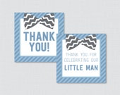 Bow Tie Baby Shower Print...