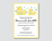 Rubber Ducky Baby Shower ...