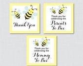 Bumble Bee Printable Favo...