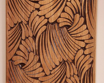 Wood Carving, Wall Art, Wall Decor, Wood Art, Wall Hanging, Carved Wood, Wood  Carvings