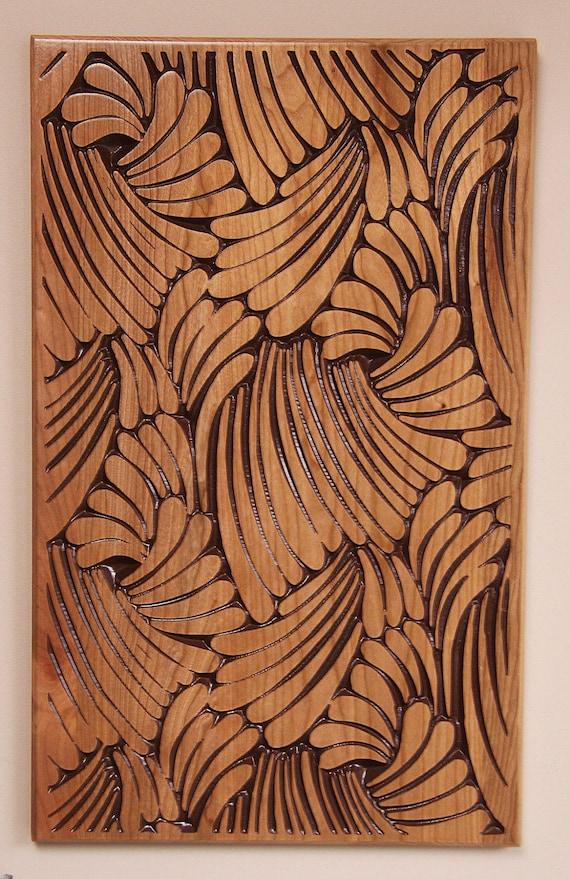 Wood carving wall art wall decor wood art wall hanging | Etsy