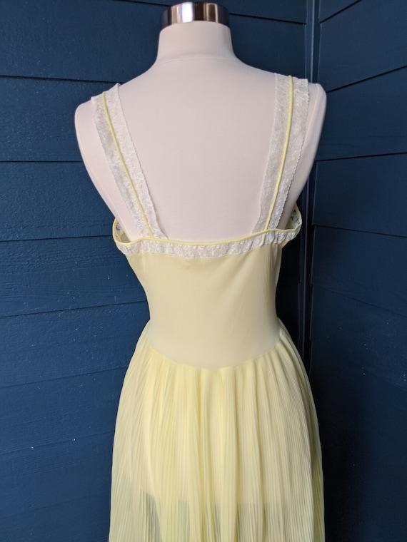 Faerie Surelock Crystal Pleated Nightgown - image 6