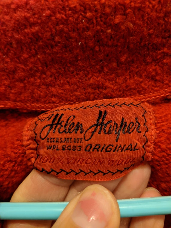 Vintage 40s Knit Cardigan - image 9