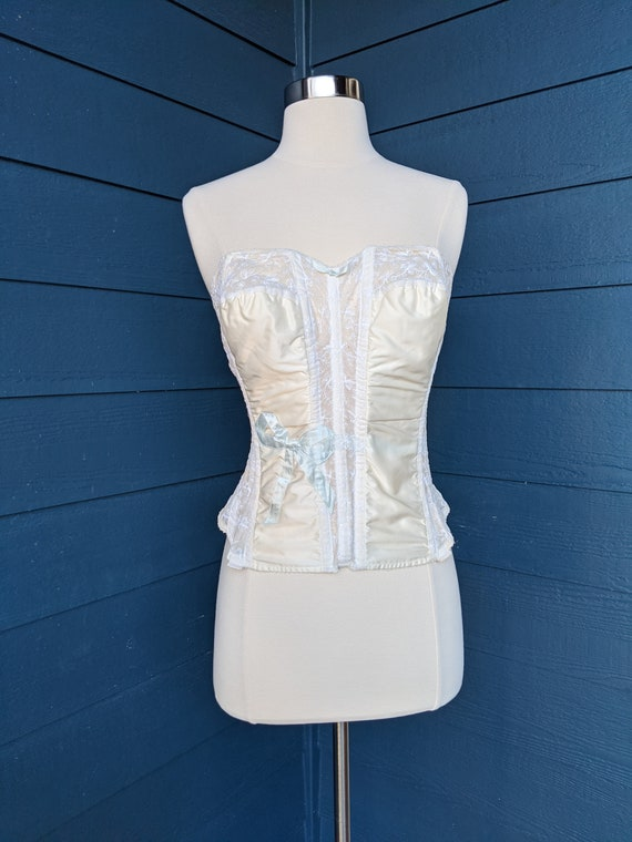 1950s Bow Accent Love Custom Brassiere Hollywood S