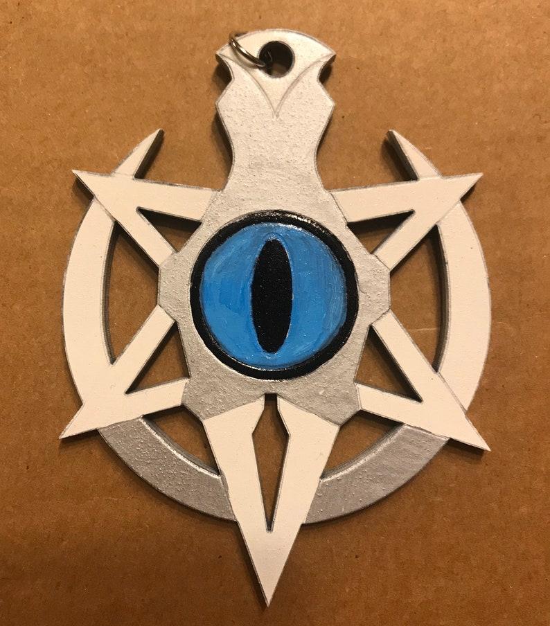 Ira Keyblade Charm