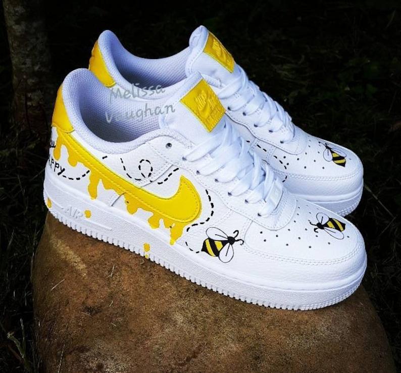 Honeybee Force Custom Nike 1 Air Qdtshr