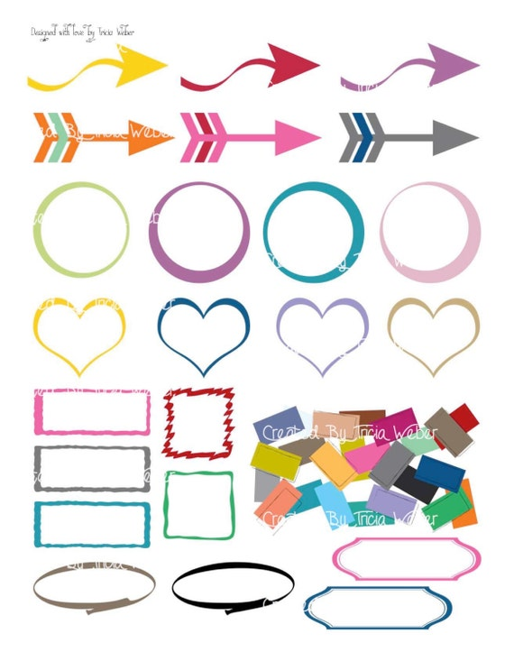 Bible Journaling Printable, Traceable Tags, Labels to Print ...