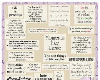 Phrases quotes | Etsy