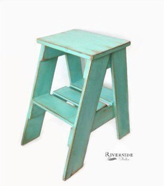 Kitchen Stool, Wood Step Ladder, Step Stool For Kids, Large Kitchen Step  Ladder, Kids Stool