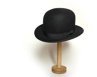 Bowler Hat Mode de Paris vintage French 8619468ba27a