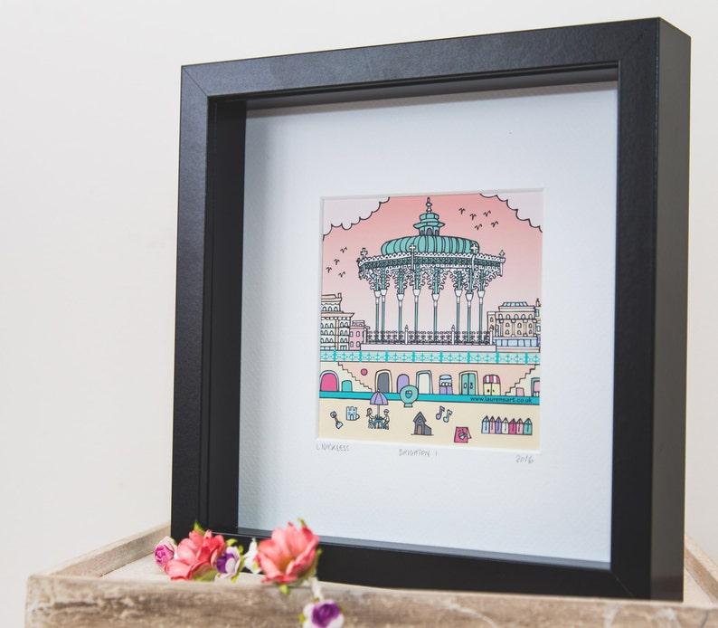 Brighton bandstand artwork image 0