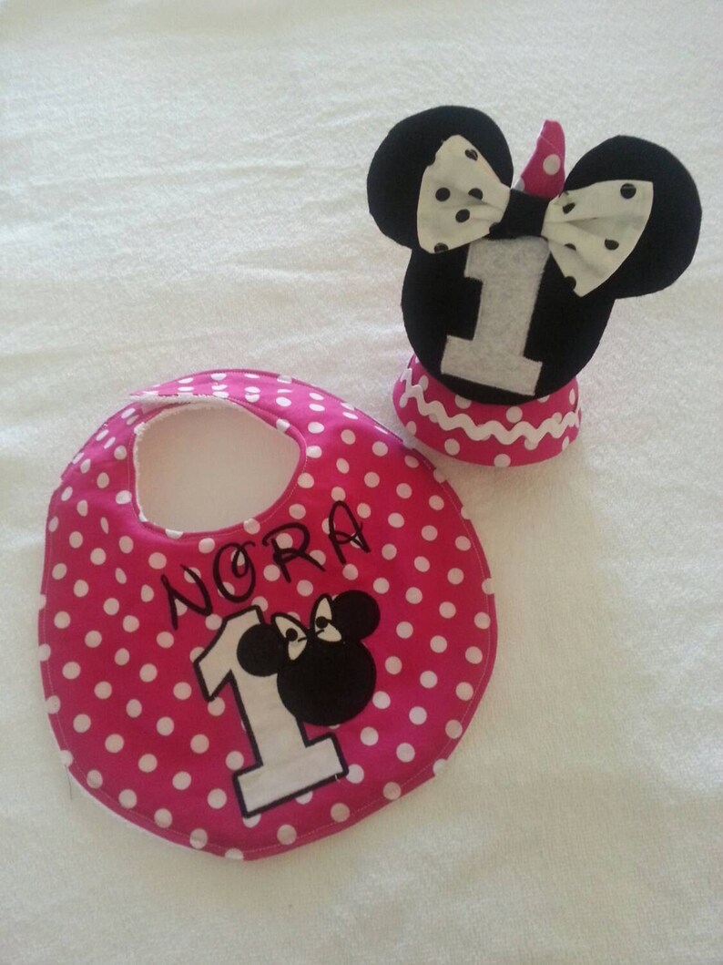 Birthday outfit Minnie Mouse Smash Cake Outfit Minnie Mouse birthday outfit
