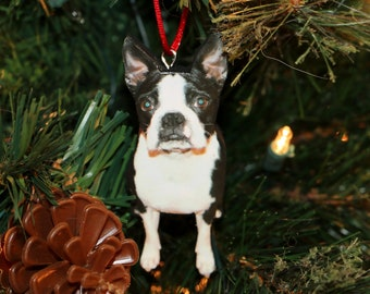 Pet Photo Ornament, Photo Ornament of Dog,  Dog Photo Ornament Christmas, Photo Ornament Pet, Photo Ornament Personalized, Pet Memorial Gift