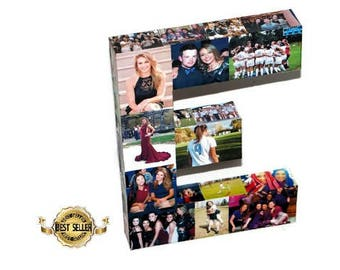 """Letter Photo Collage 