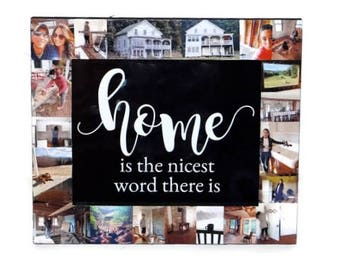HOME is the nicest word there is Frame | First Home | Home reconstruction | Flipping a Home | Turning a house into a Home | Home Renovation