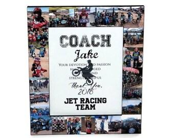 Coach, Thank you gift, BMX coach, Bike Racing Frame, Motor cross coach, Dirt Bike Coach, Racing coach, BMX Life, Life coach,