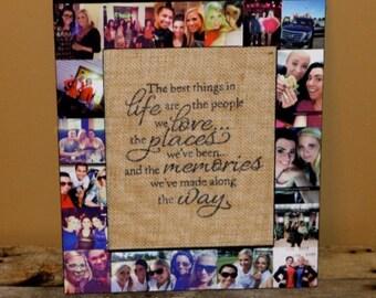 Best Friend Photo Frame   Best Friend Gift   Girls Night Out Gift   Girls trip   Remembrance Trip   All girls Weekend    girlfriend gift