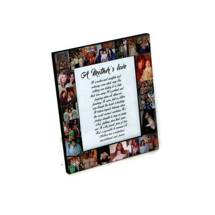 A Mother\'s Love Mother Daughter Picture Frame Gift for Mom Mothers ...