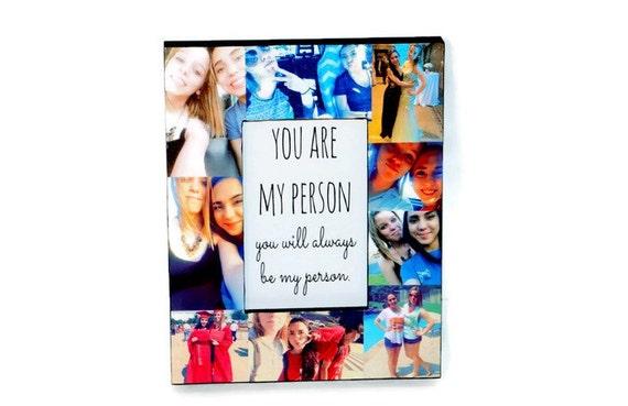 Best friend picture frame best friend boyfriend gift | Etsy